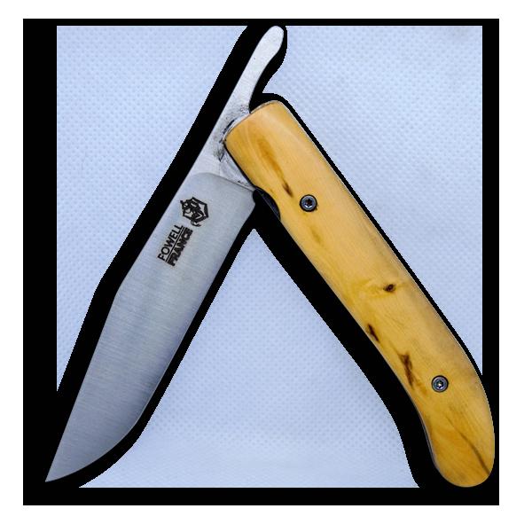 Couteau Buis Plié | Couteau Powell