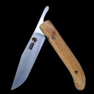 Couteau platane plié | Couteau Powell