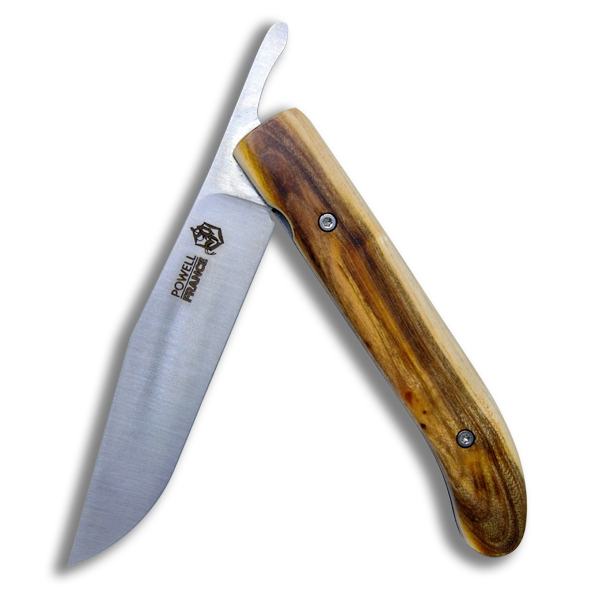 Couteau pistachier plié | Couteau Powell